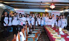 Восточная сказка: мастер-класс в ресторане «Шафран»