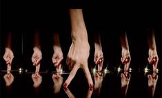 Танцы на кончиках пальцев от Chanel