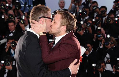 Райан Гослинг (Ryan Gosling) и Николас Виндинг Рефн (Nicolas Winding Refn)