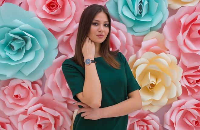 Анна Башкирова, финалистка конкурса «Мисс Планета-2017»