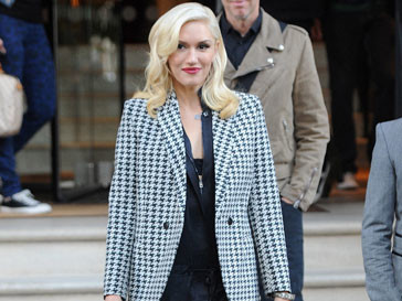 Гвен Стефани (Gwen Stefani) нельзя увидеть в рваных джинсах и грязной футболке - она всегда одета с иголочки