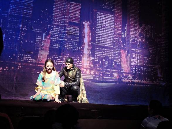 Ростовский молодежный театр, школьные каникулы, куда пойти в Ростове, афиша Ростова, куда пойти с ребенком