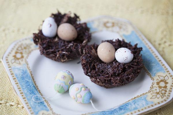 Украшения пасхальных яиц