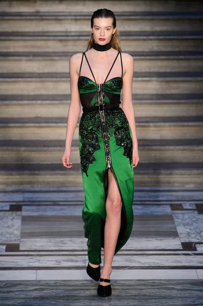 Неделя моды в Лондоне: 21 февраля | галерея [2] фото [9]