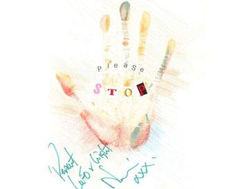 Рука Наоми Кэмпбелл (Naomi Campbell)