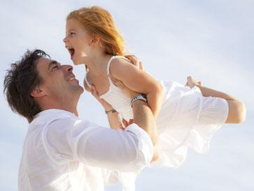 После рождения ребенка в организме мужчин наблюдается снижение тестостерона