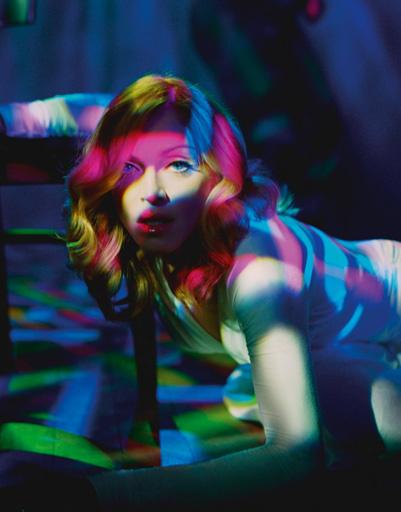 В 2005 году Мадонна ввела в моду стиль диско