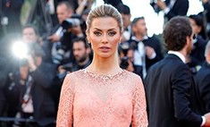 Принцесса Монако: Виктория Боня удивила нарядом в Каннах