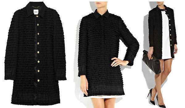 модные пальто на осень