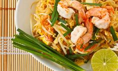 Тайская лапша: как приготовить?