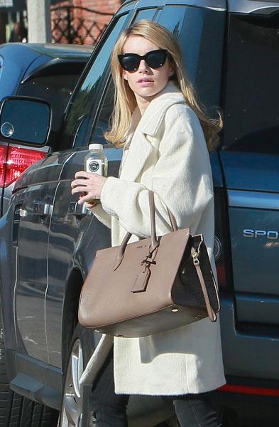 Эмма Робертс в Лос-Анджелесе