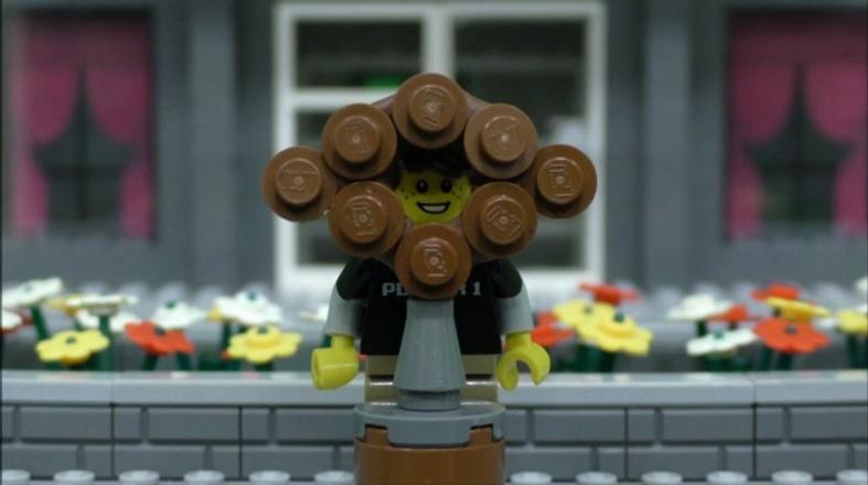 Лего-фильм о Перми