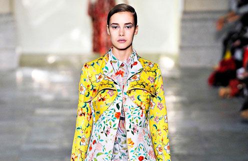 Неделя моды в Лондоне будет проходить с 16 по 21 сентября
