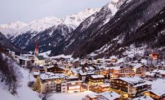 Зимний отдых в Австрии: горнолыжный курорт Зельден