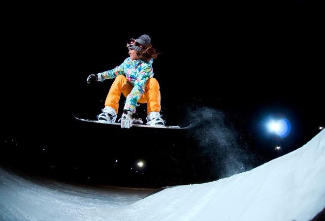 Девушки Тулы: сноубордистки Тулы
