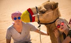 И мы тоже так хотим! Волшебный отдых Воли и Утяшевой в Дубае