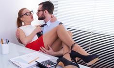 поведению девушки понять шанс закрутить служебный роман