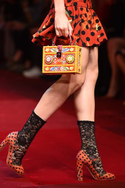 Dolce & Gabbana, весна-лето 2015