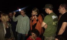 Наталья Водянова приехала в Крымск с гуманитарной миссией