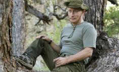 5 причин, почему женщины любят Путина