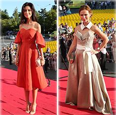 Закрытие «Кинотавра»: лучшие и худшие платья звезд