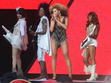 Билеты на шоу Бейонсе (Beyonce Knowles) ушли в считанные секунды