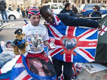 Фанатку принца Уильяма не пустили в Великобританию