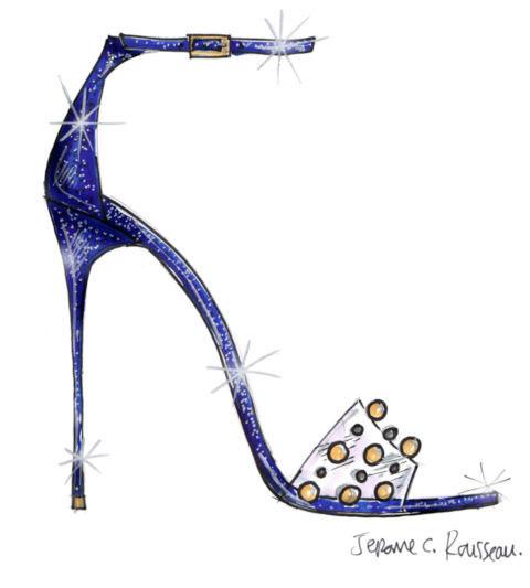 Туфли Jerome Rousseau