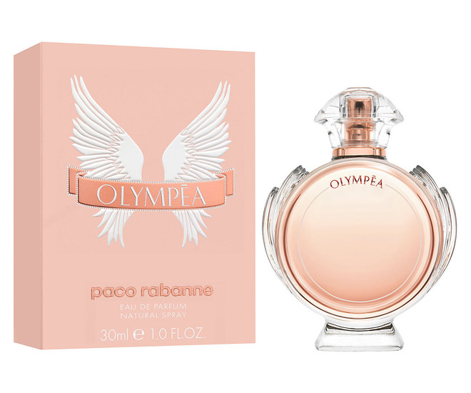 Paco Rabanne, Olympea: отзывы