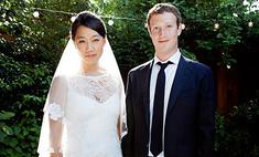 Обновил статус: основатель Facebook Марк Цукерберг женился
