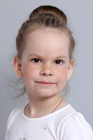Анастасия Аношкина, «Топ модель по-детски-2016», фото