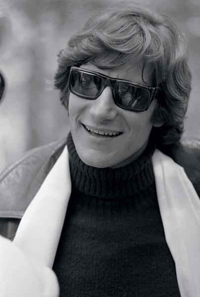 Ив Сен-Лоран, 1968 год.