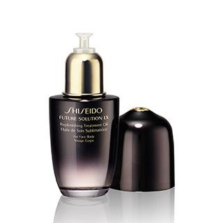 Shiseido Масло для лица и тела Future Solution LX
