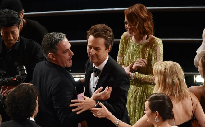 Бердмэн лучший фильм Оскар 2015
