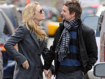 Кейт Хадсон (Kate Hudson) и Мэттью Бэллами (Matthew Bellamy) познакомились на музыкальном фестивале