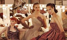 Наталья Водянова – лицо новой рекламной кампании Louis Vuitton