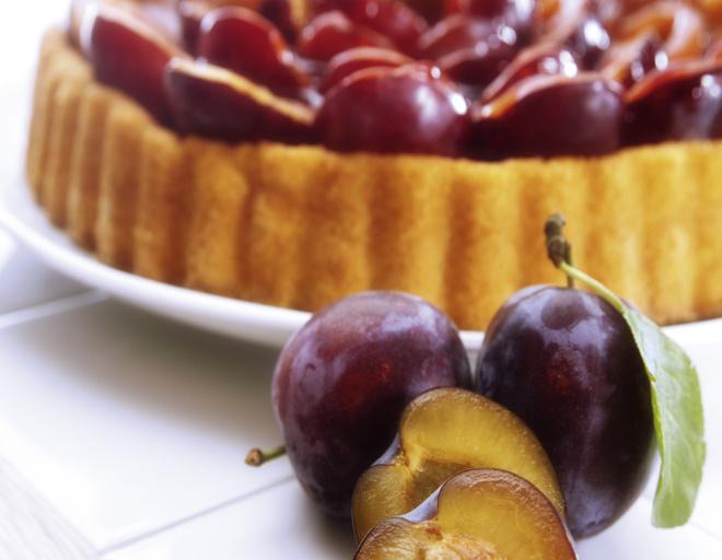 Сливовый пирог перевертыш рецепт 132