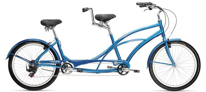 Trek Cruiser Tandem-2009 (для совместных велопрогулок по городским улицам), цена: 21704 руб