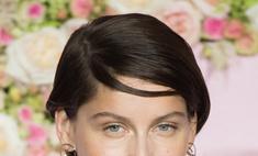 Секреты обаяния: черные волосы и зеленые глаза