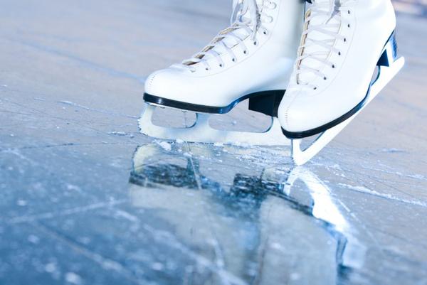 Правильная шнуровка для фиксации ноги в коньках