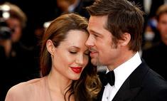 Развода не будет! Джоли и Питт решили сохранить семью