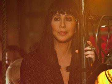 Шер (Cher) поддерживает сына во всех его начинаниях