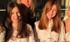 Сестра – близнец Подольской родила двойню