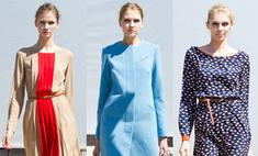 Кира Пластинина представила коллекцию осень-зима 2012