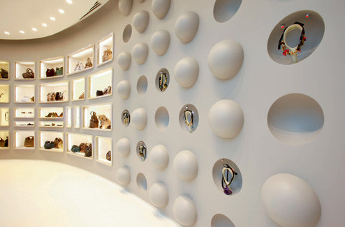 шопинг, дизайнерские бутики, лучшие бутики, дизайн интерьера, интерьеры, фото