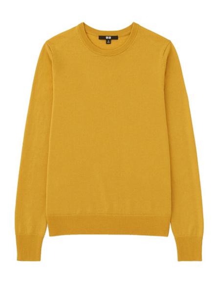Шерстяной свитер Uniqlo, 2999 руб.