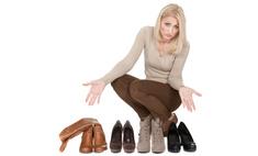 Топ-10 нестандартных пар обуви для женских ножек