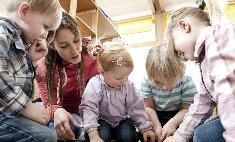 Особенные дети в Туле: помощь и развлечения