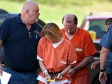Чету Крайвер, обвиненную в убийстве приемного сына, выпустили на свободу