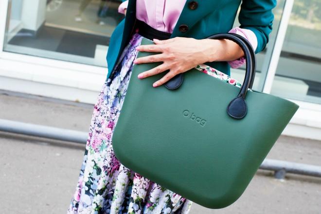 В Москве открылся первый бутик эко-марки O bag